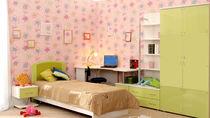 子ども部屋のベッドと机、ソファーなど。種類や配置のポイントは