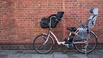 自転車の子ども乗せはいつからいつまで?前後ろどっちから乗せたかママたちの体験談
