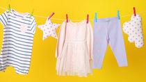 赤ちゃんの春の服装について。気温差が気になる春の赤ちゃん服選び