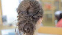 入園式のママのヘアスタイルや服装。ショートやロングなど、髪型別のアレンジを紹介