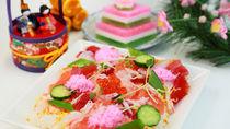 おかずやちらし寿司にひと工夫、ひなまつりの幼稚園のお弁当アイデア