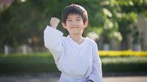何歳から可能?幼児の男の子も女の子もメリットがある柔道の習い事