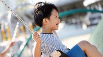 【体験談】公園やおもちゃのブランコは何歳から?いつからこげるもの?