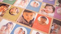 容量気にせず写真を保存!簡単整理で子どもの思い出をフォトカレンダーに残そう