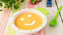 離乳食後期のかぼちゃの進め方は?ママたちの手づかみレシピや工夫を紹介
