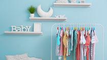 新生児の服装選び。普段使いの洋服やベビー服の種類