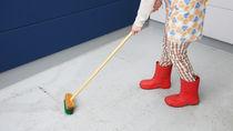 ベランダのお掃除方法。簡単に掃除するコツや裏ワザをご紹介