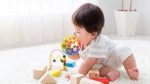 生後10ヶ月の赤ちゃんが楽しめる、人気のおもちゃや手作りおもちゃ