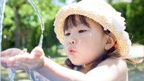 水遊びのときのママや赤ちゃん、子どもの服装。幼稚園や公園などシーン別の選び方