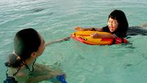 子連れで海水浴に行くときの持ち物。子どもが楽しめるグッズや貴重品の管理方法