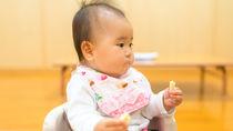 生後9カ月の頃のおやつをあげるタイミング。手作りおやつのレシピやあげるときの工夫