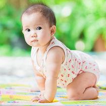 赤ちゃんの日焼け対策。グッズや方法、時期について
