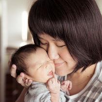 帰省や里帰りなど、生後1カ月の赤ちゃんとの外出や電車移動する際のポイント