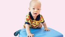 生後9カ月の赤ちゃんとの子連れ旅行。持ち物や注意点、海外旅行の場合など