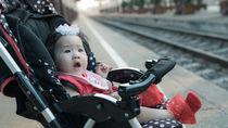 生後9ヶ月の赤ちゃんと電車でお出かけ。持ち物や注意点など