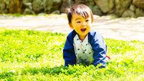生後10カ月の男の子の赤ちゃんの洋服。保育園での服装について