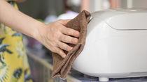 毎日の頻度で使用する炊飯器の簡単な掃除方法とは。負担を減らすコツや便利グッズ