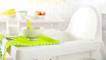 離乳食の朝ごはんについて。中期、後期、完了期の量や簡単な献立やメニュー