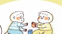 【ふたご育児】第5話 双胎妊娠のお腹のひみつ(1)