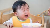 【体験談】離乳食のときに泣く、えずく、むせるなどママたちの悩み。離乳食を食べないときの工夫