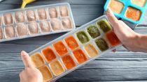 フリージング保存で離乳食作り。解凍の注意点や冷凍ストックの利点