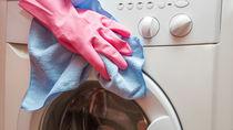 ゴムの溝や乾燥フィルターの汚れも重曹できれいに。ドラム式洗濯機の掃除方法