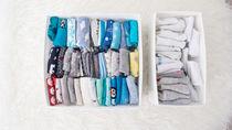 衣替えがスムーズに進む収納方法のコツ。収納袋、ダンボールなどおすすめグッズなど