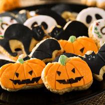 ハロウィンのお菓子作り。子どもに人気のレシピや市販のお菓子を使った簡単レシピ
