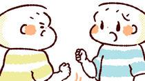 【ふたご育児】第75話 ふたごのジャンケン