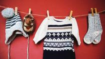 秋冬のベビー服選び。秋冬に適した素材やベビー服の組みあわせのポイント
