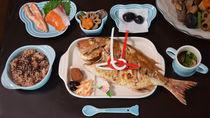 お食い初めの口元に運ぶ料理の順番は?全体の流れと手順や段取り