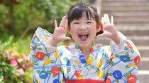 子どもの浴衣選び。ワンピースタイプの浴衣の種類と年齢別での選び方、作り方のポイントとは