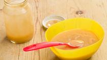 離乳食にポタージュを作ろう。離乳食初期から完了期のレシピ