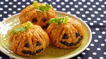 ハロウィンのかわいいご飯やおかずのレシピ。かぼちゃを使ってパーティーしよう
