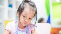 幼稚園用の手作りエプロンや袋、三角巾の作り方。名前のつけ方やサイズ、デザイン選び