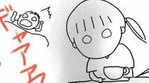 【ンダ家の日々】第4話 音に敏感な新生児
