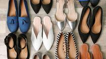 お宮参りの靴選び。ヒールの高さや靴の色など気をつけるポイント