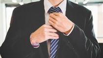 お宮参りのパパのネクタイ。種類や選ぶポイント、ノーネクタイの場合など