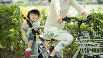 子乗せ自転車のレインカバーはどう選ぶ?レインカバーの役割や種類、選び方など