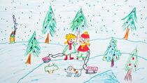 寒中見舞いに送るはがきの絵柄を選ぼう。寒中見舞いに使う絵柄のマナーについて