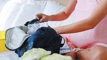 出産に備えて用意した入院用バッグの中身は?ママたちが使ったバッグの種類や持ち物