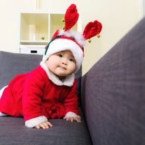 子どものクリスマス衣装を用意しよう。子ども服を使った手作りアイデアなど