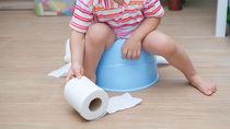 おまるの簡単な洗い方。おまるの使い始めの時期や種類、掃除の方法など