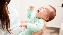 生後5ヶ月の赤ちゃんがぐずるとき。ママたちが考える理由や対処法