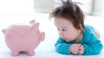 出産前の貯金額平均はいくら?必要な費用や受けられる助成