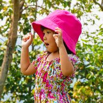 3歳児の帽子のサイズは?季節別の帽子の選び方や嫌がるときの対応