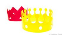 ハーフバースデーに王冠を作ろう。画用紙などを使った作り方とは