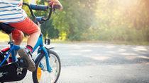 5歳の子どもの自転車選び。選び方のポイントや練習の仕方