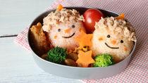 節分に作る幼稚園のお弁当。主食やおかずのレシピや工夫したこと
