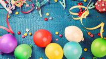 4歳の誕生日の飾り付けのアイデア。バルーンや折り紙などの飾り